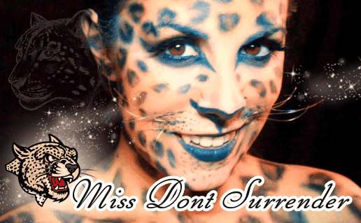 Maquillaje leopardo por Miss Dont Surrender