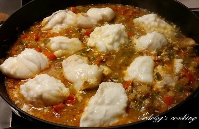 Schotzy 39 s cooking ma ratatouille queue de lotte - Comment cuisiner la queue de lotte ...
