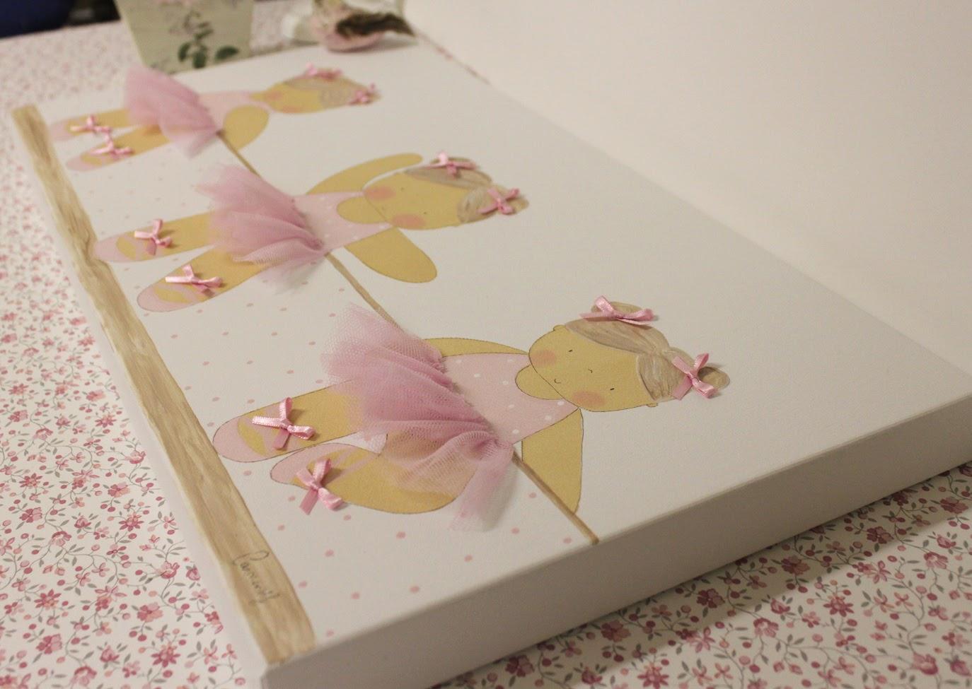 Cuadros infantiles personalizados y pintados a mano - Colgadores de cuadros ...