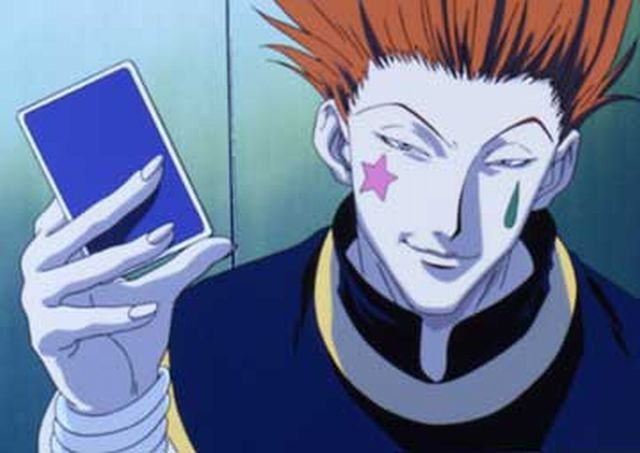 hisoka hunter x - photo #22
