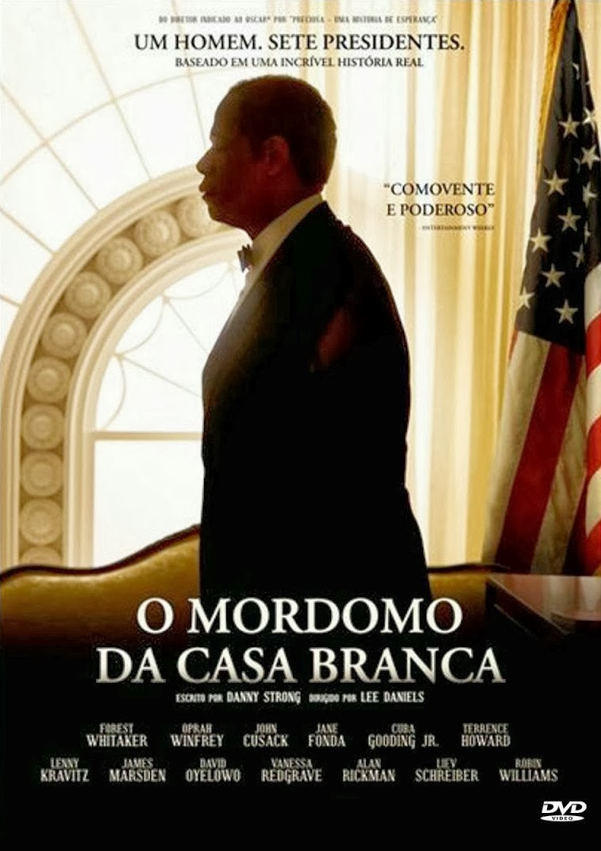 O Mordomo da Casa Branca – Dublado (2013)