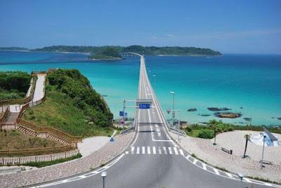 Tsunoshima Island, Japan