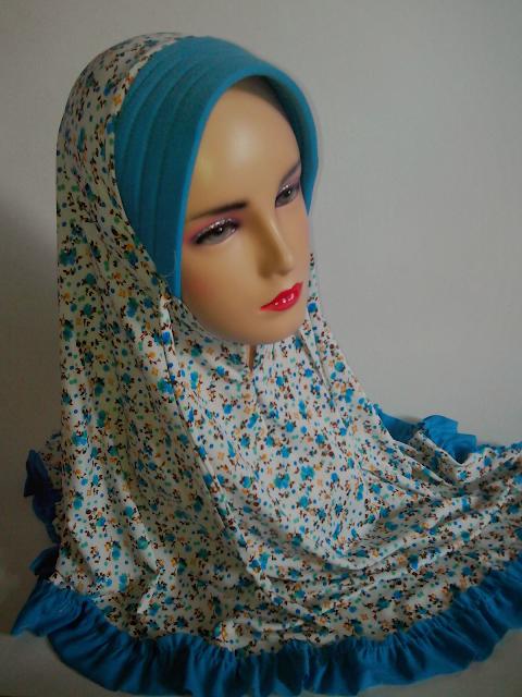 jilbab instan pet