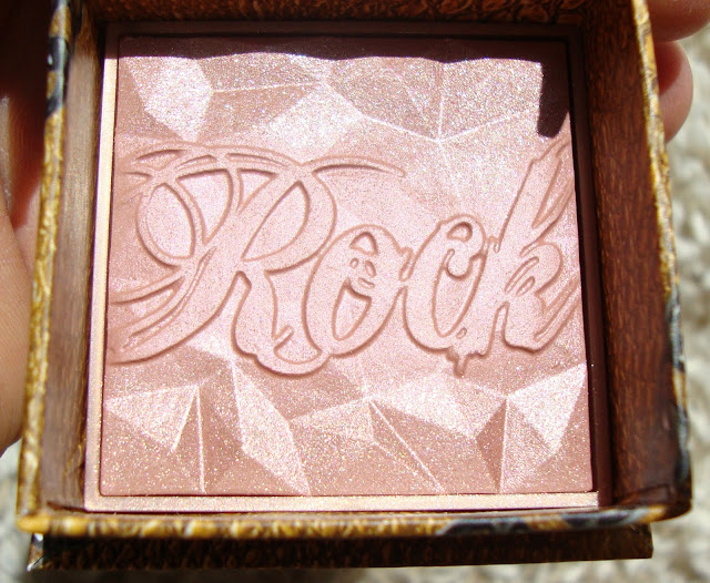 Benefit Rockateur Blush Review, Photos, Swatches