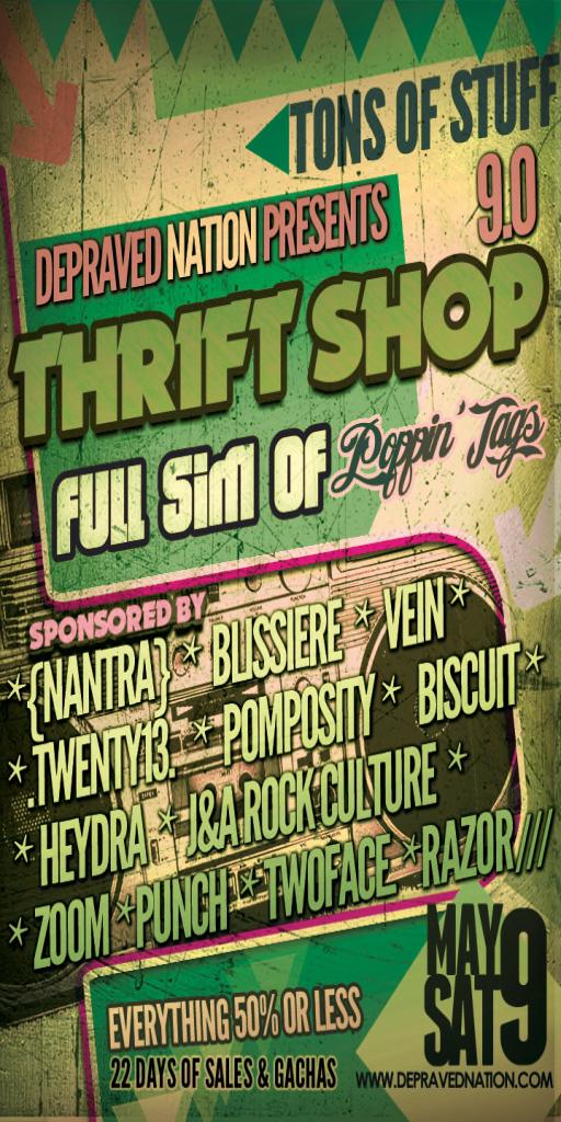 Thrift Shop 9.0