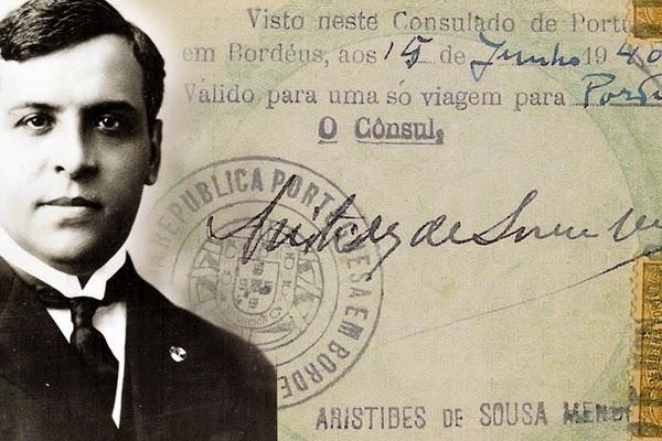 Aristides Sousa Mendes inspira oratória musical nos Estados Unidos