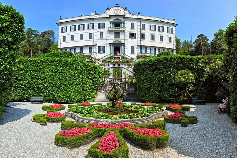 Donna Antonucci Villa Carlotta