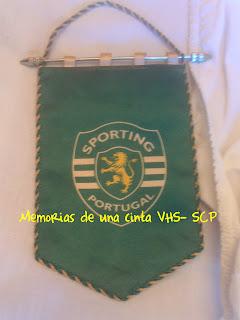banderín Sporting Portugal
