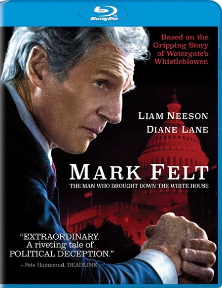 Mark Felt: The Man Who Brought Down the White House (El Informante) (2017) m1080p BDRip 8.4GB mkv Dual Audio DTS 5.1 ch