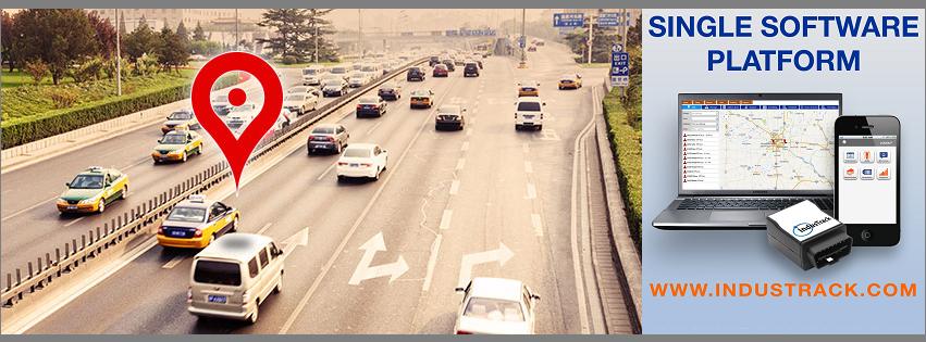 IndusTrack complete fleet management solution