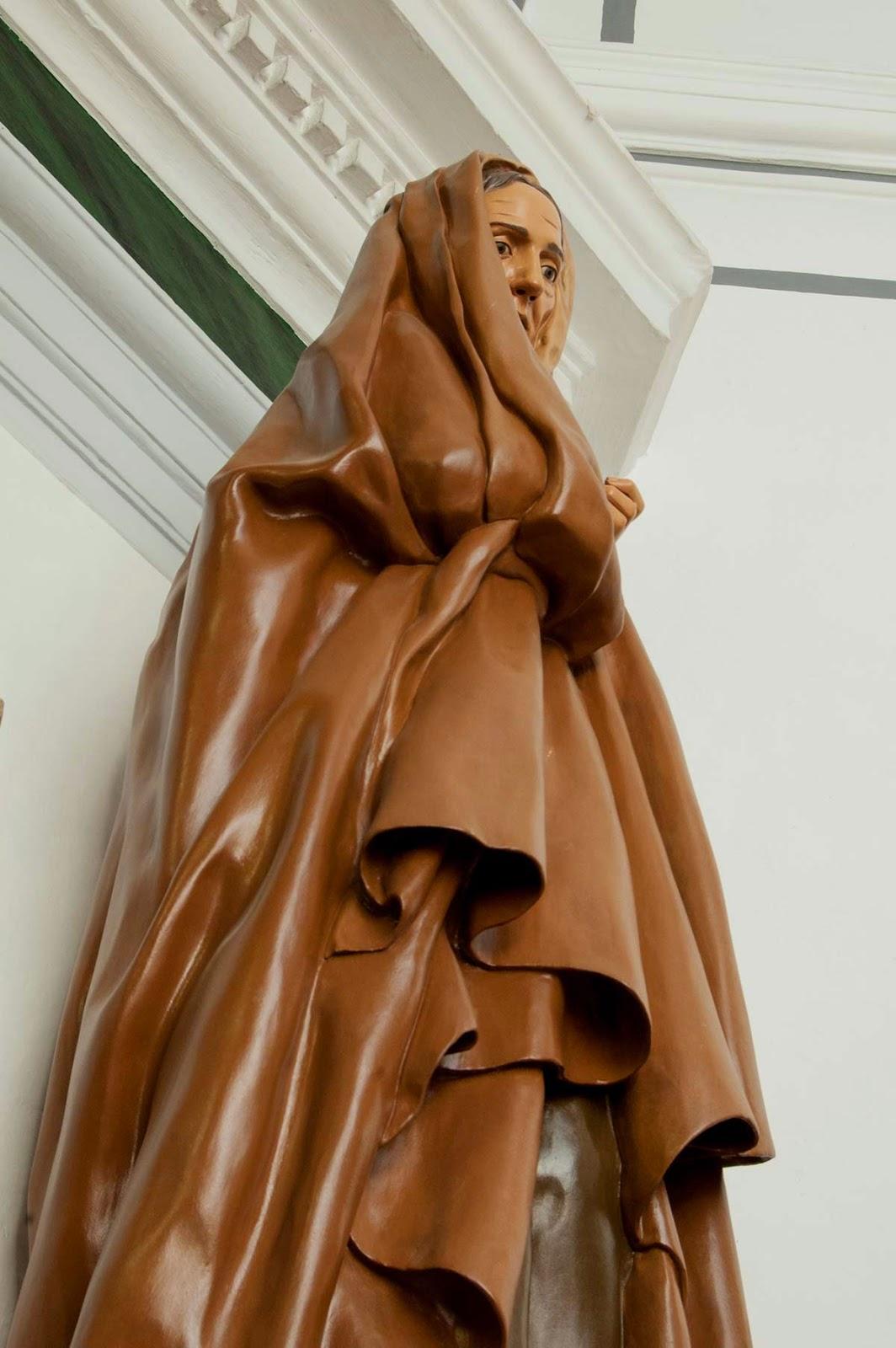 Santa Ana Penáguila Alicante Arturo Serra escultura 6