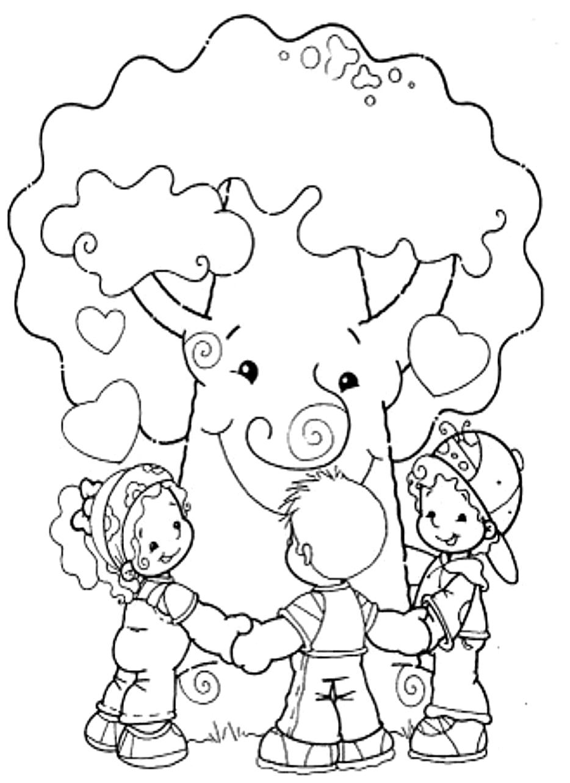 imagens para colorir sobre meio ambiente - Educar X Desenho para colorir reciclagem