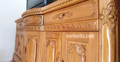 furniture kayu mebel jati kuno