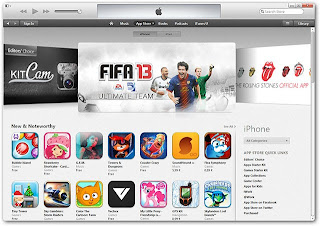 iTunes Screenshoot 2
