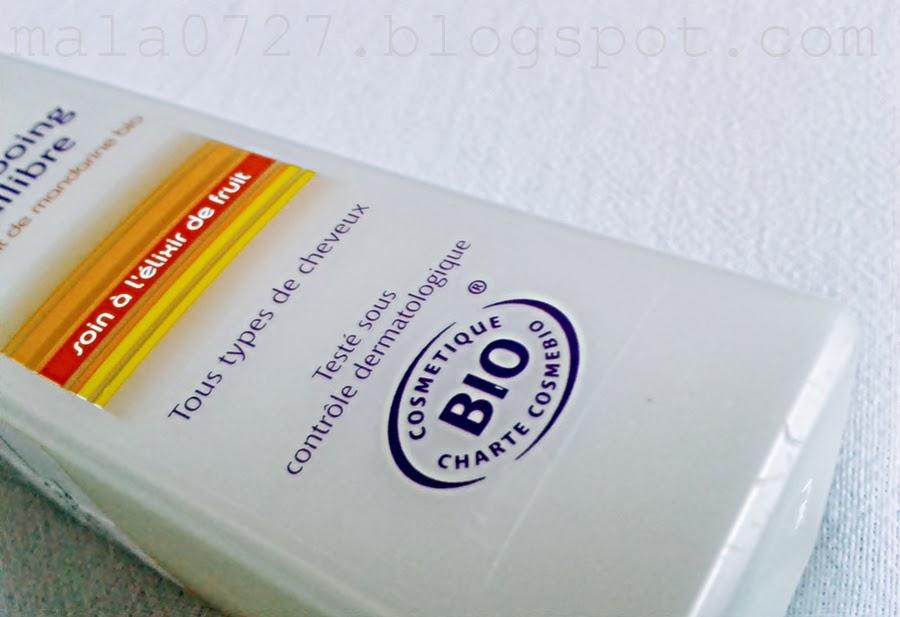 szampon bio naia