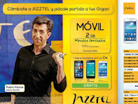 Ofertas Jazztel en Phone House (junio 2015)