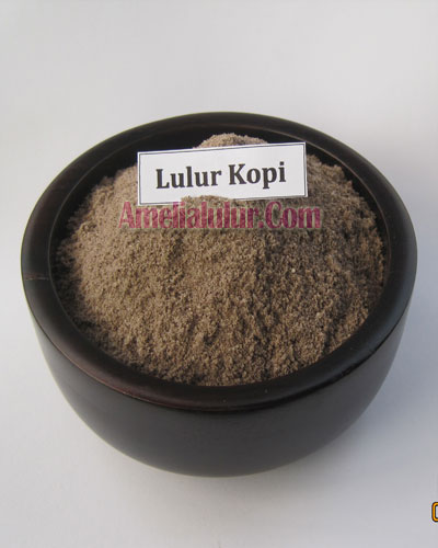 Lulur Kopi / Coffee Body Scrub