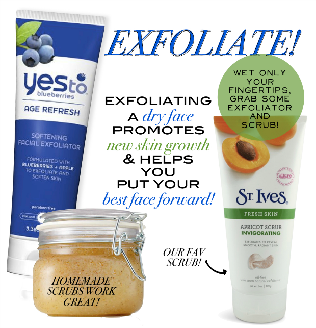How to exfoliate for better, brighter skin, tanvii.com