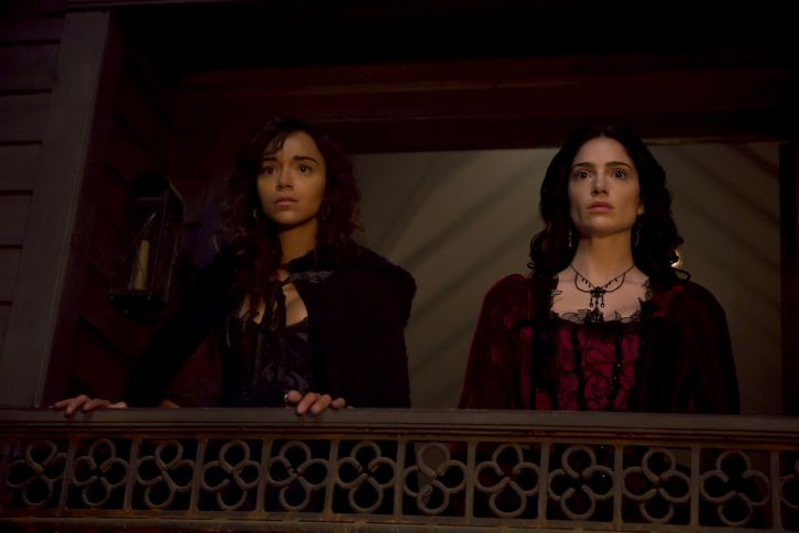 Salem - Episode 2.01 - Cry Havoc - Promotional Photos *Updated with Press Release*