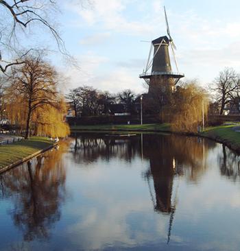 Windmill Leiden
