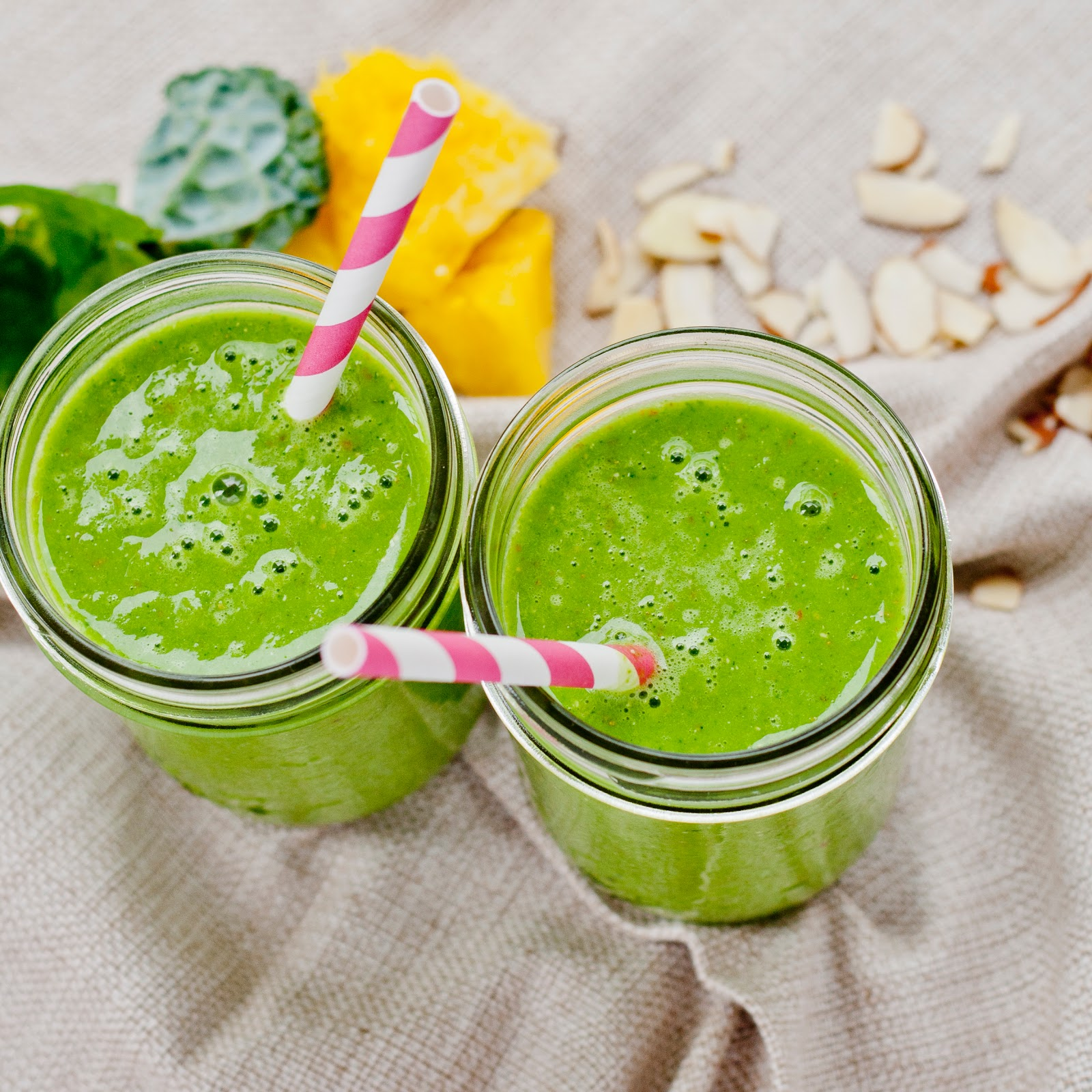 green monster smoothie green pina colada smoothie green orange ...