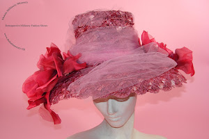 Norma Shephard is the Founder/Director of the Mobile Millinery Museum