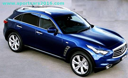 2015 Infiniti FX35 Reviews