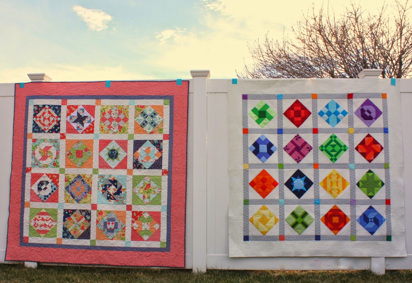 Virtual Quilting Bee: Free Quilt Blocks and Quilt Pattern