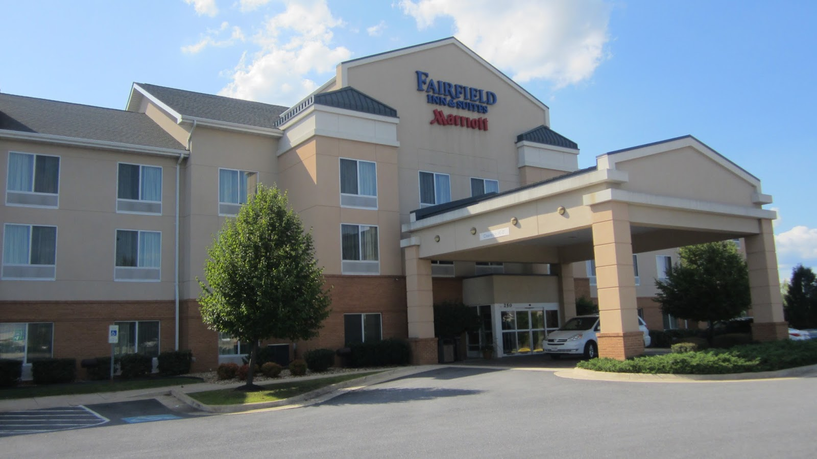 Hotel Review: Fairfield Inn and Suites – Winchester, VA
