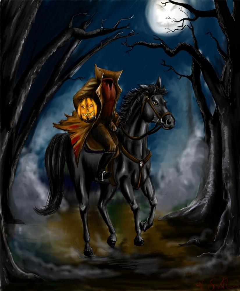 A Lenda Do Cavaleiro Sem Cabeça Filme Completo Cool jack-o'-lantern happy halloween night : cavaleiro sem cabeça