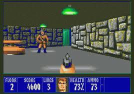 Wolfenstein 3D linux
