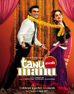Tanu Weds Manu 2011 hindi movie download