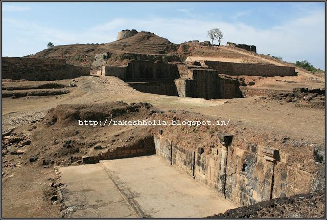 Nagara Fort - Karnataka Heritage Trip