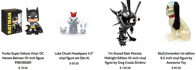 Featured items at Tenacious Toys, use code NINJA5 for instant 5% off: