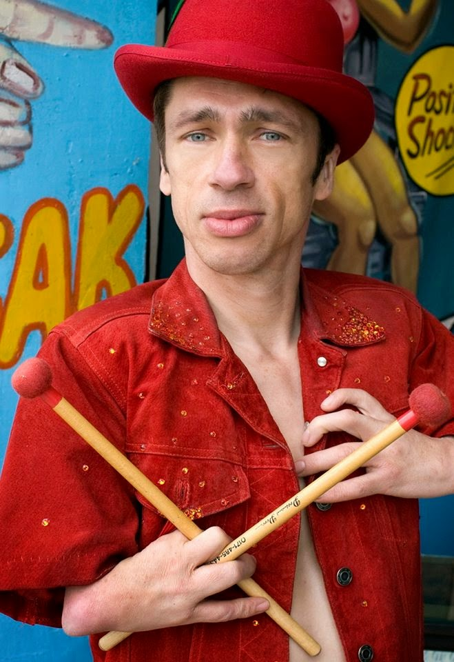 HASH IT OUT WITH JANE: AHS Freak Show - Mat Fraser