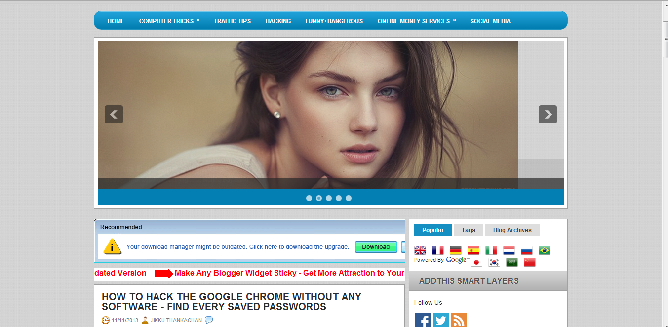 bidvertiser-make money online [Techzilla Firefox]