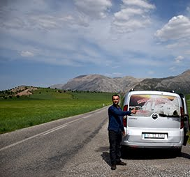 Karadut Pansiyon, Nemrut Dağı / Turska
