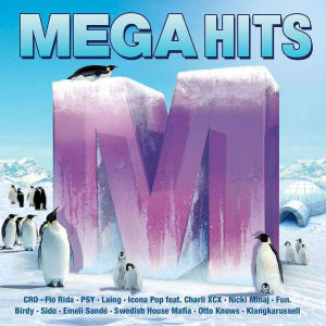 CD Mega Hits 2013