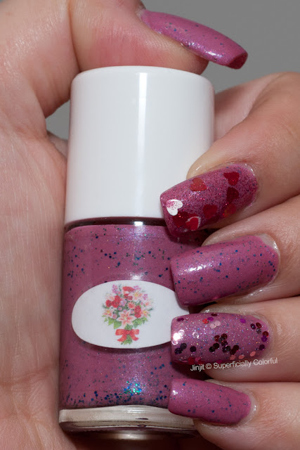 The Nail Junkie - V-Day Line Valentines Collection - Bouquet