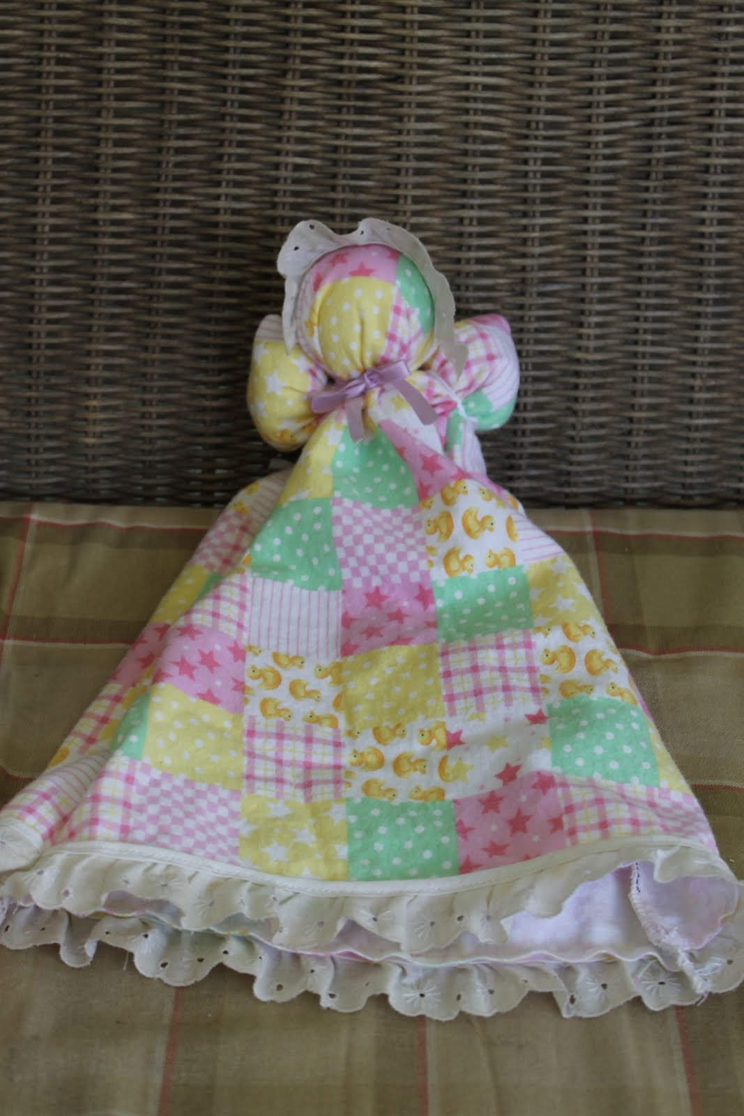 Sewing Patterns For Pillowcase Dolls: born imaginative   Pillowcase Doll (Upcycled),
