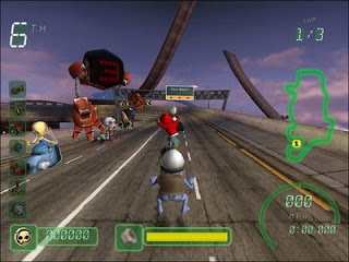 Free Game Download Crazy Frog Racer 2 PC Full