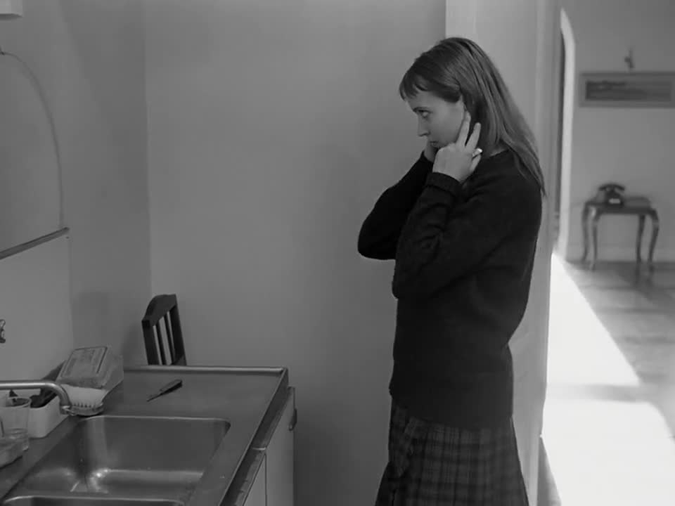 Banda Aparte (1964) Jean-Luc Godard (HD)