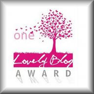 My First Blog Award !!!