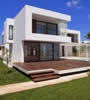 gambar desain rumah minimalis photo