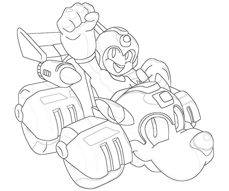 rush-car-mode-coloring-pages