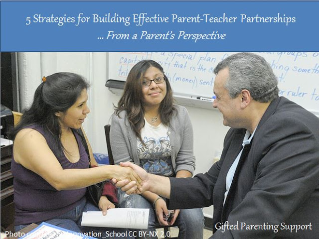 five strategies to involve parents in
