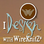 I design with WireKnitZ