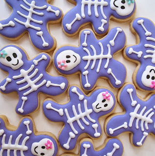 Make me Cake me Skeletons
