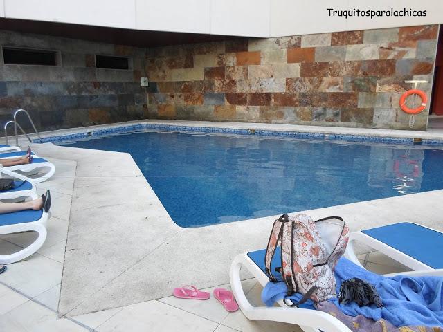 piscina Asur Hotel Campo de Gibraltar