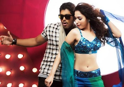 Allu Arjun Badrinath Movie Photos